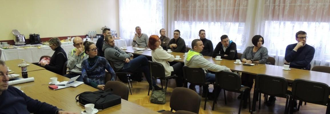 Spotkanie podsumowujące I półrocze funkcjonowania OSPR