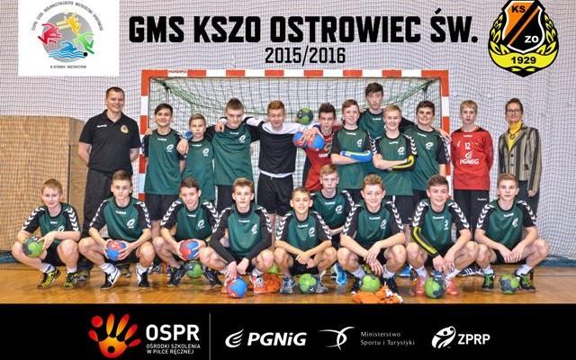 OSPR w Gimnazjum Mistrzostwa Sportowego spełnia swoją rolę