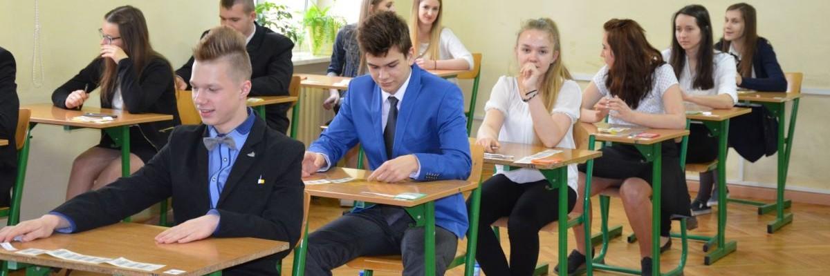 Rewelacyjne wyniki egzaminu gimnazjalnego