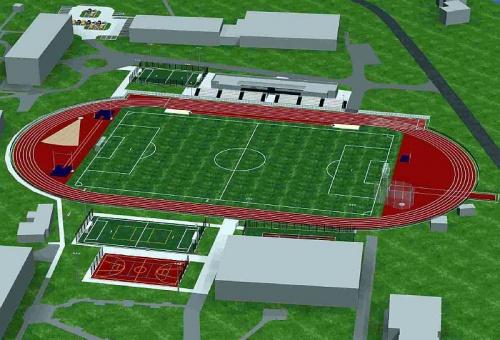 Rozbudowa stadionu inwestycją priorytetową