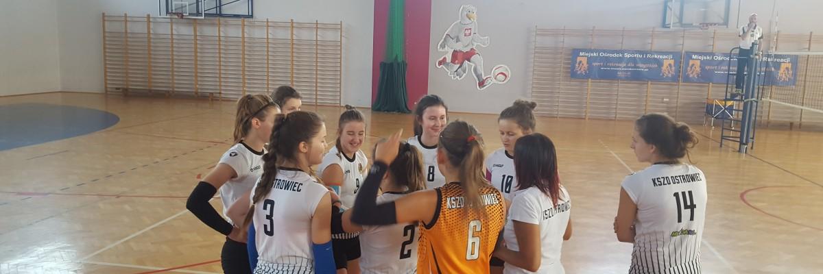 Triumfalny powrót z turnieju w Sandomierzu