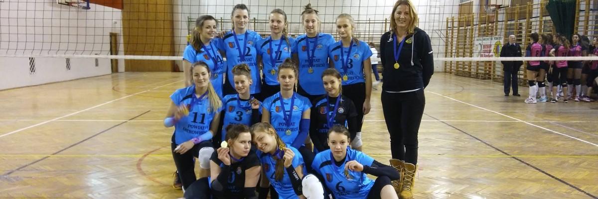 Nasze siatkarki wygrywają w III lidze kobiet