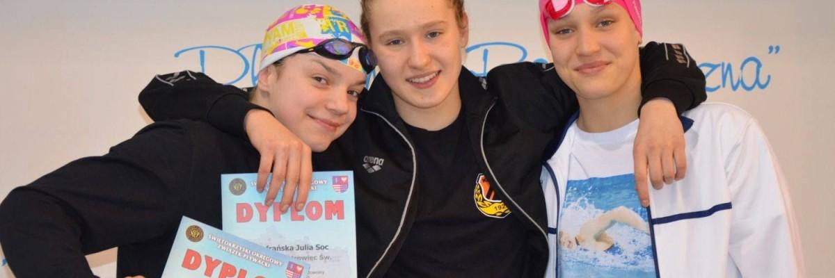 Awansujemy w rankingu szkół mistrzostwa sportowego w pływaniu na 12 miejsce