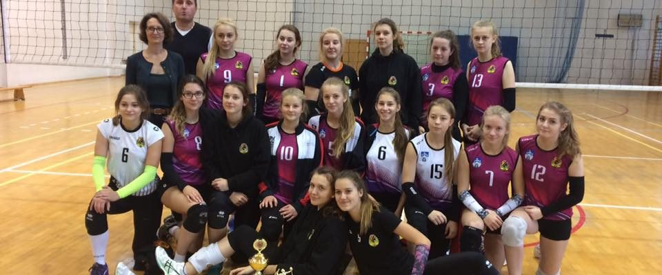 II miejsce w Turnieju Kadetek o Puchar Dyrektora ZSOMS