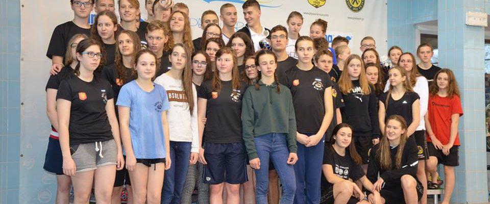 Sukces naszych pływaków