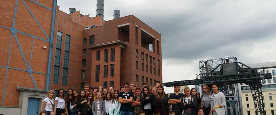 Z wizytą w Centrum Nauki i Techniki w Łodzi