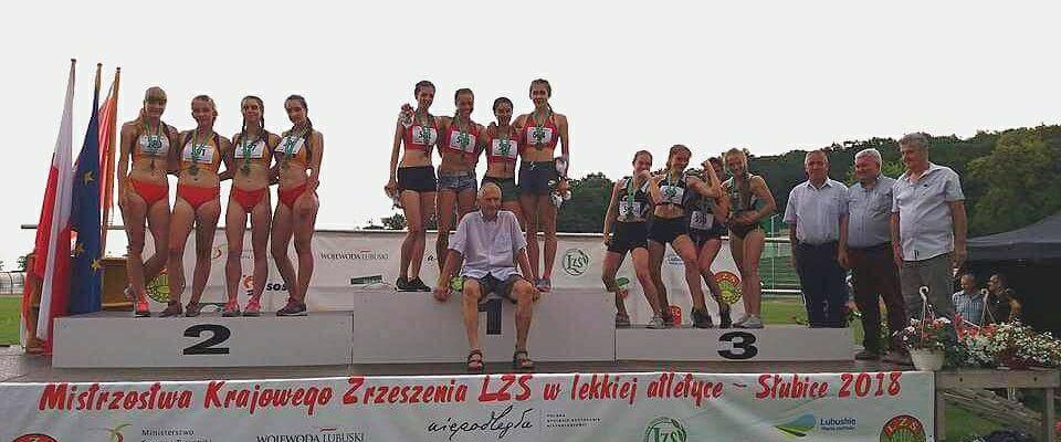 Iza Jastrząb z minimum na Mistrzostwa Polski PZLA