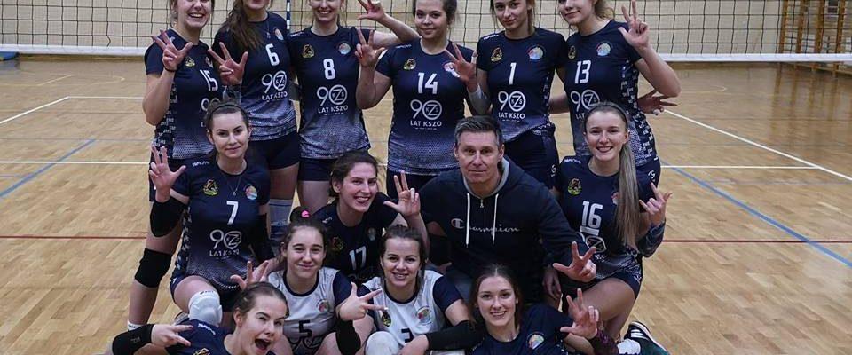 3:0 dla siatkarek SMS Ostrowiec w Świętokrzyskiej III lidze kobiet
