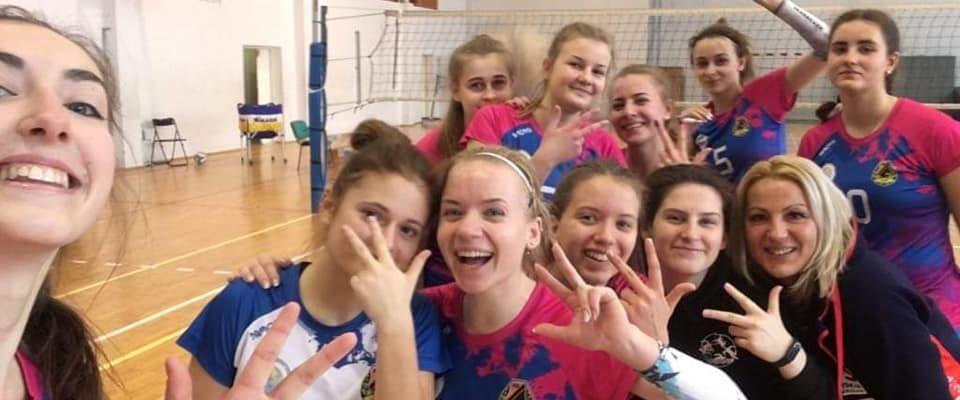 Pierwszy mecz półfinałowy w świętokrzyskiej lidze kadetek