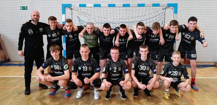 Świętokrzyska Liga Juniorów Młodszych: Wygrana KSZO HNDBALL w Kielcach!!!