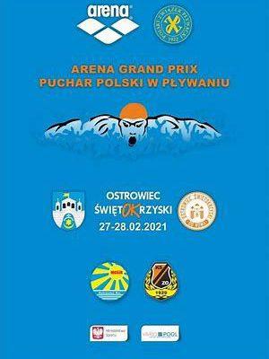 Uczniowie SWIM TEAM OSTROWIEC SMS OSTROWIEC ŚWIĘTOKRZYSKI W ARENA GRAND PRIX POLSKI w pływaniu!