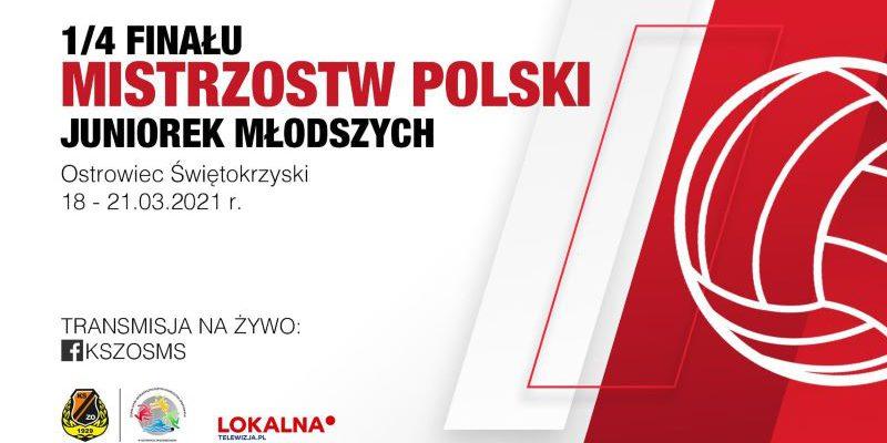 Turniej ćwierćfinałowy Mistrzostw Polski Juniorek Młodszych