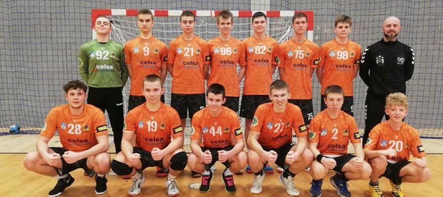 Nasi uczniowie walczyli w Lidze Wojewódzkiej oraz turnieju towarzyskim