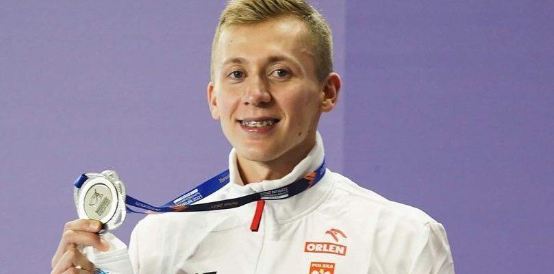 Wicemistrz Europy w lekkoatletyce!!!