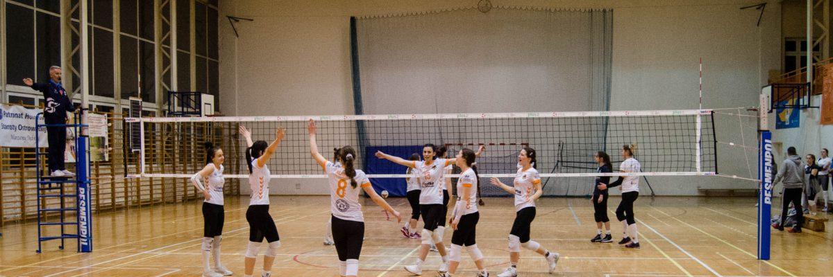 Świętokrzyska III Liga Kobiet: KSZO SMS liderem grupy II po fazie zasadniczej