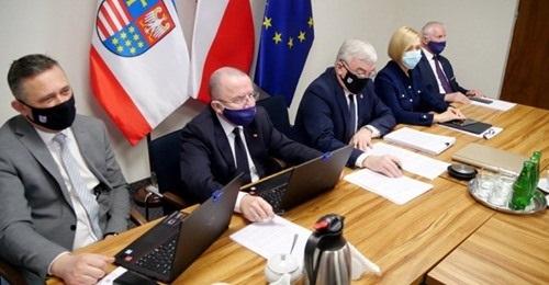 Bartek Michta i Kajetan Radkiewicz ze stypendium w ramach Świętokrzyskiego Programu Stypendialnego