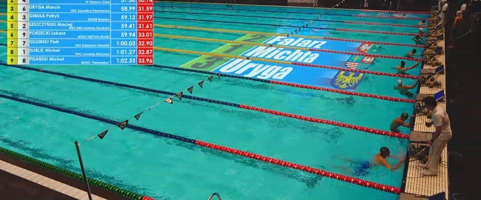 Rocznikowe Mistrzostwa Polski w Pływaniu