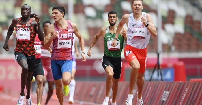 Mateusz Borkowski w półfinale Igrzysk Olimpijskich!
