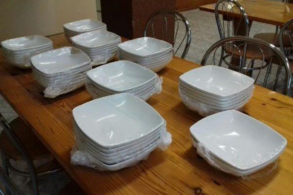 Nowa dostawa porcelany